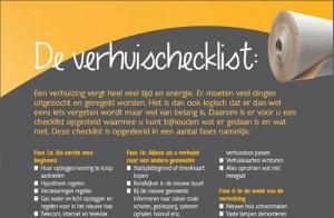 verhuis-checklist